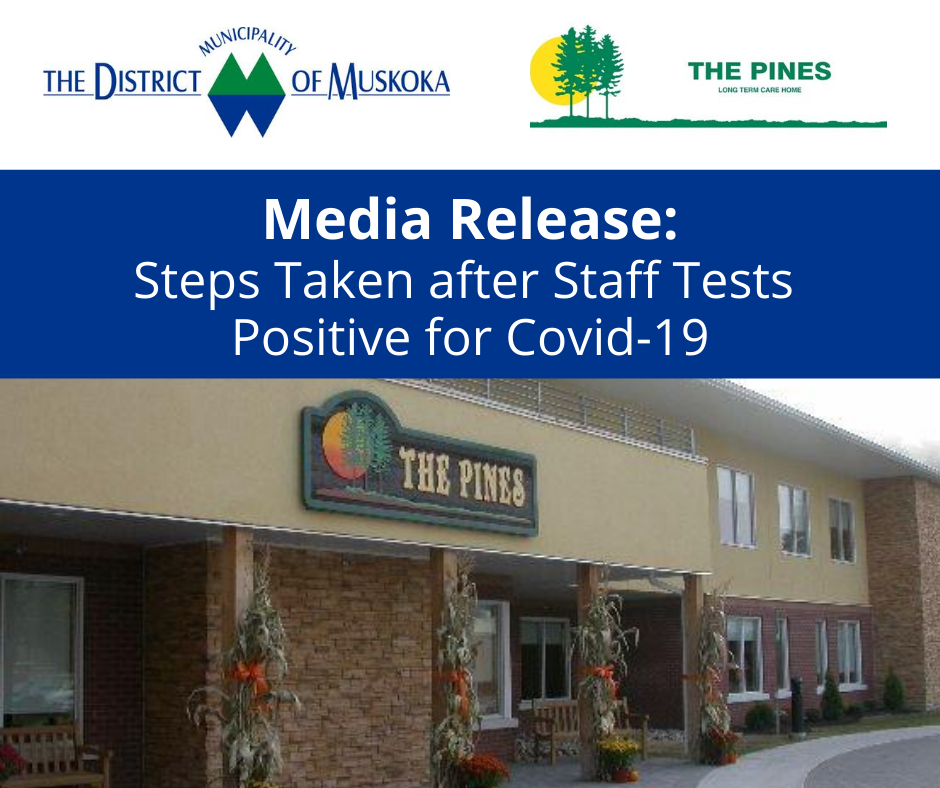 The Pines long term care home update
